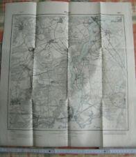 Plaue bei Brandenburg an der Havel Pritzerbe Landkarte 1:25.0000 Stadtplan Karte