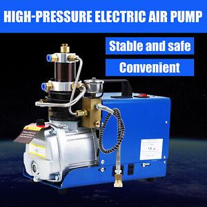 30MPA Hochdruckluftpumpe Elektrische PCP Hochdruck Luftpumpe Kompressorpumpe