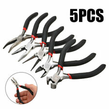 5pcs Plier Jewelers Pliers set Jewelry Making Beading Wire Wrapping Tools New