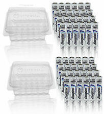 48x Energizer Ultimate AAA Micro Lithium FR03 L92 1,5V in CardioCell Box