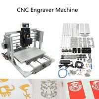 3 Axis DIY CNC USB Desktop Engraving Machine PCB Wood Milling Carving Engraver !