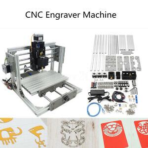3 Axis DIY CNC USB Desktop Engraving Machine PCB Wood Milling Carving