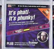 SCANNER Future Music CD FM56 1997