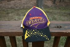 Harlem Wizards adjustable snapback cap