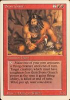 4 Giant Strength ~ Red Fifth 5th Edition Mtg Magic Common 4x x4