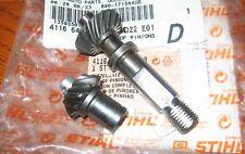 STIHL FS500 FS550 TRIMMER BRUSH SAW GEAR HEAD PINION SET GENUINE  4116 640 7302