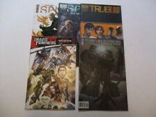 JOB LOT IDW Comics x 5 2006 to 2010 - Trueblood,Transformers,Spike