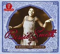 Bessie Smith - Absolutely Essential Collection [New CD] UK - Import