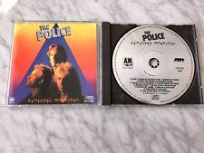 The Police Zenyatta Mondatta CD West Germany 1980 Target Era MATRIX 02* Sting
