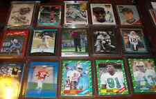 Hot Pack - 30 Baseball, Basketball & Football Cards w/ Game used & Autographed