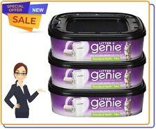 Litter Genie Standard Cat Litter Disposal System Refills (Pack of 3)