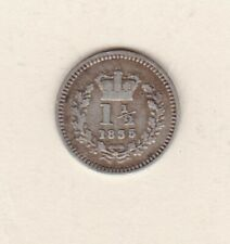 More details for 1835 william iv silver three halfpence in good fine to very fine conditon.