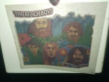 Vintage 1970s beach boys iron on t shirt transfer nos music group California