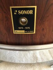 SONOR Phonic Series Rosewood in/out 1975 Centennial Edition RARE and EXCELLENT!