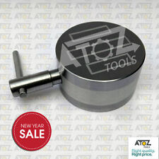 "OEM ATOZ New 4"" 100mm Round Permanent Magnetic Chuck Fine Pole Heavy Duty Power"