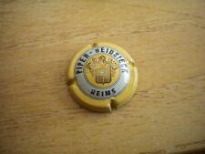 capsule de champagne piper-heidsieck  n°99  (contour créme) cote 7€