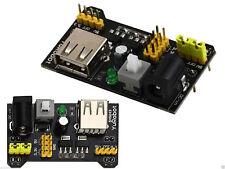 Netzteil Power Supply Module 3.3V 5V Modul MB102 Spannungsversorgung Breadboard