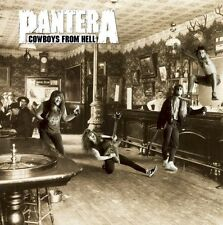 Pantera - Cowboys from Hell [New Vinyl] Explicit, 180 Gram