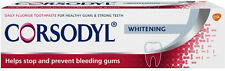 Corsodyl Daily Whitening Paste (75ml)  FREE UK DELIVERY