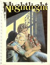 "Starsky Hutch Fanzine ""Nightlight"" SLASH"