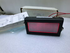 Kele LPI-4R RED LCD Display,UnUsed#6419