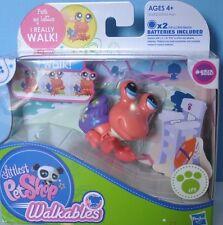 Littlest Pet Shop Walkables #2313 Hermit Crab