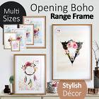 Opening Boho Range Shadow Box Frame 3 Colors Multi Sizes Wall Art Stylish Decor