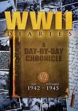 WWII Diaries, Vol. 2: July 1942-September 1945 (DVD, 2014, 10-Disc Set) 6W