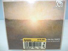 Messiaen QUATUOR POUR LA FIN DU TEMPS,Trio Wanderer, Digipak, Harmonia Mundi NEW
