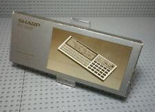 Calculatrice PC-1350 SHARP - en Boîte - Fonctionne