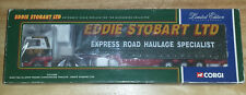 Corgi Classics CC13405 MAN Curtainside Eddie Stobart Ltd Limited Edition Model