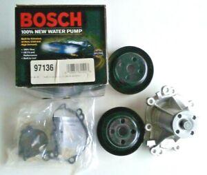 Engine Water Pump BOSCH 97136