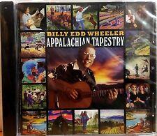 BILLY EDD WHEELER APPALACHIAN TAPESTRY 20-TRACK BRAND NEW SEALED 2007 CD