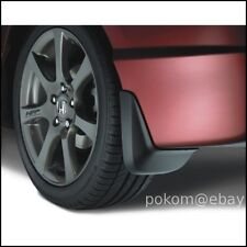New OEM 06 07 08 09 10 11 Honda Civic Sedan or Coupe MUD GUARDS splash flaps