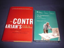 Teaching Co Great Courses CDs       THE ENTREPRENEUR'S TOOLKIT       new + BONUS