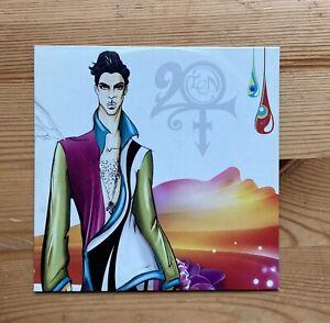 Prince 20ten CD Album