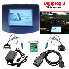 V4.94 Digiprog III w/ OBD2 ST01 ST04 Cable Odometer Diagnostic Correction Tool
