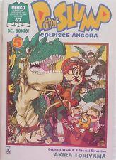 DOTTOR SLUMP COLPISCE ANCORA MITICO N.67 STAR COMICS