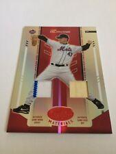 2004 Leaf Certified Tom Glavine /250 Dual G/U Bat Jersey Pinstripe New York Mets