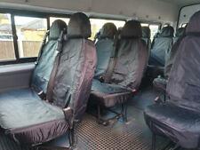 INKA Tailored Ford Transit Minibus MK7 17 Seater Waterproof Seat Covers Set
