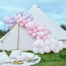Pink Purple Balloon Garland Backdrop Arch | Birthday Wedding Baby Shower Party