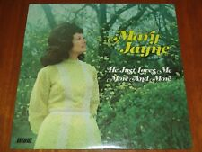 MARY JAYNE - HE JUST LOVES ME MORE AND MORE - 1972 FACTORY SEALED LP
