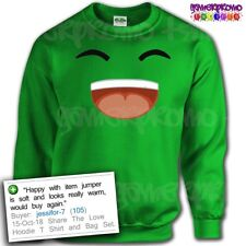 Jellytime TV Jumper - Jelly Time Sweatshirt - Comfy & Warm - Youtuber Gift Idea