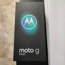 Motorola moto g fast  Factory unlocked, Pearl White like new condition