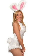 Brand New Instant Character Halloween Costume Kit (White Bunny)