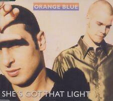 Orange Blue-She 's got that Light ° Maxi-Single-CD de 2000 °