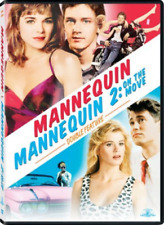 Mannequin 1 / 2 on The Move DVD 1987 Kim Cattrall 2 Disc