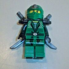 Lego Minifigure Ninjago Green Ninja ~ Lloyd 9450 ZX With Armor