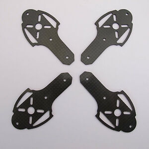 Carbon Fiber Motor Mount Set for X400 X525 X600 Quadcopter Quadrotor Multirotor