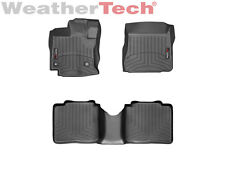 WeatherTech DigitalFit FloorLiner for Toyota Venza - 2013-2015 - Black